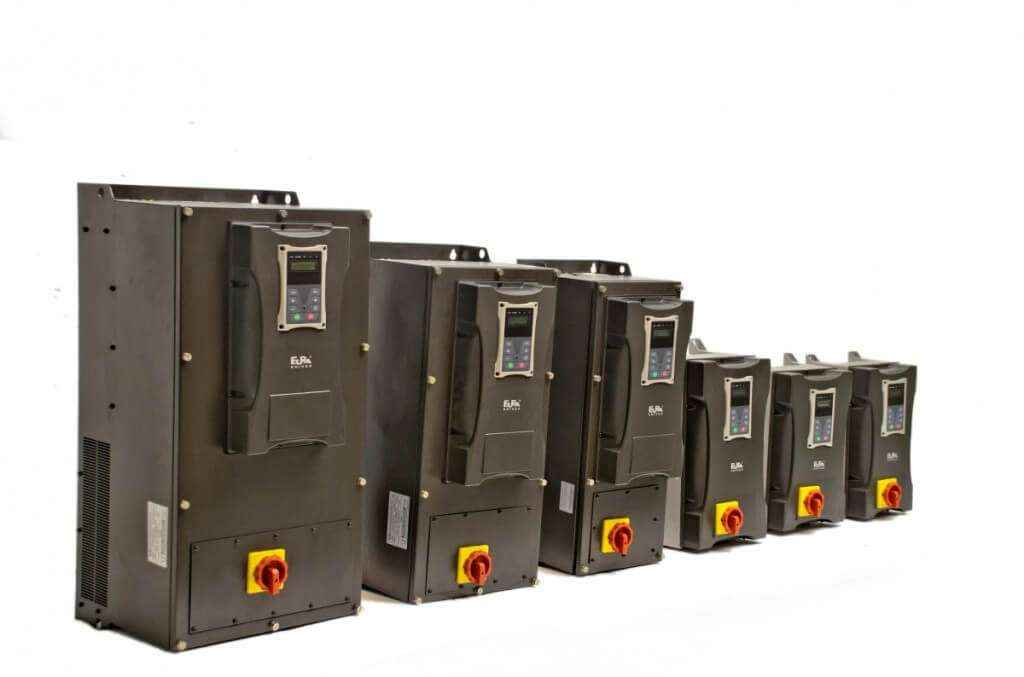 EP66 Variable Speed Drive
