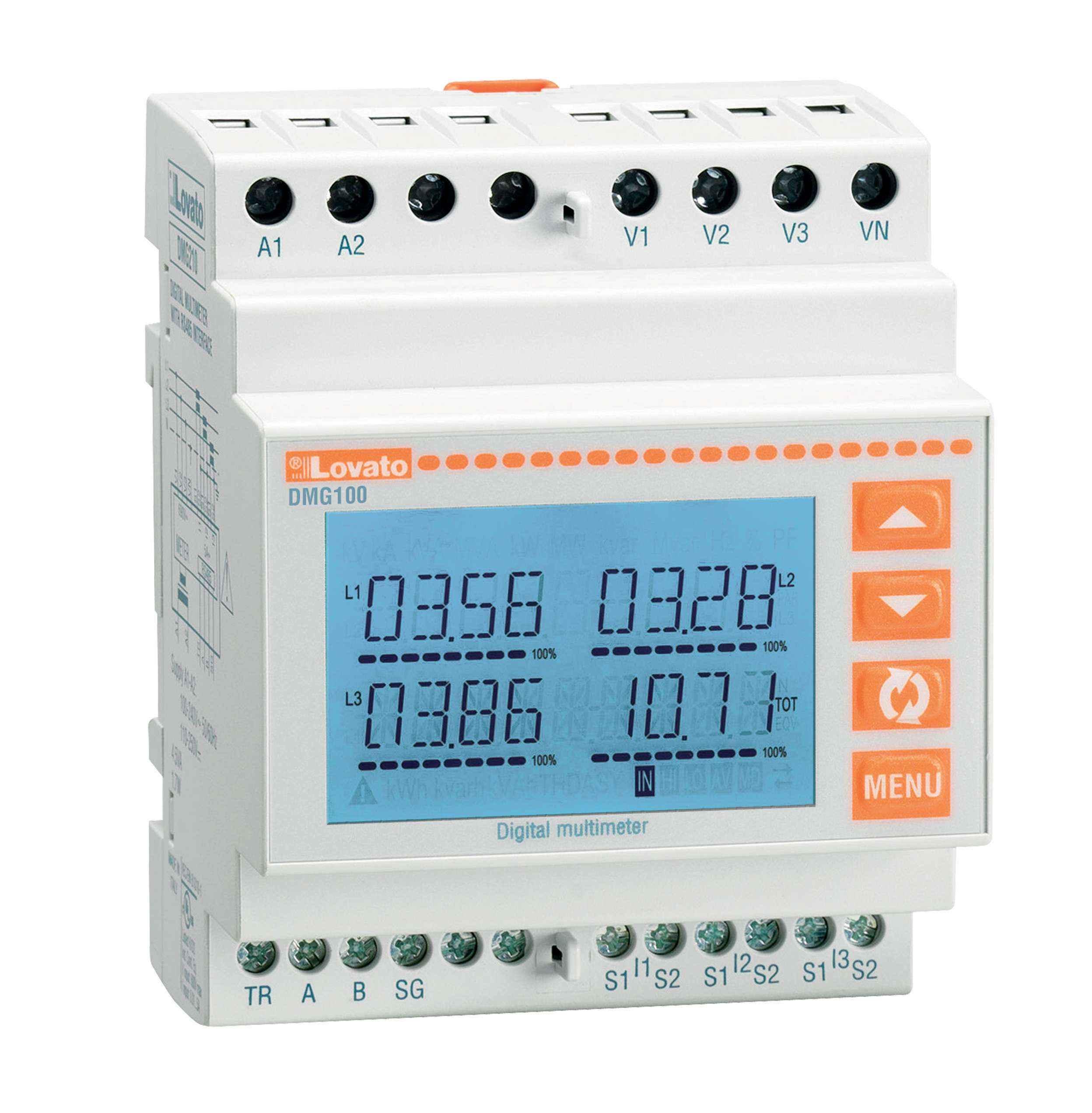 DMG 1... Multimeter