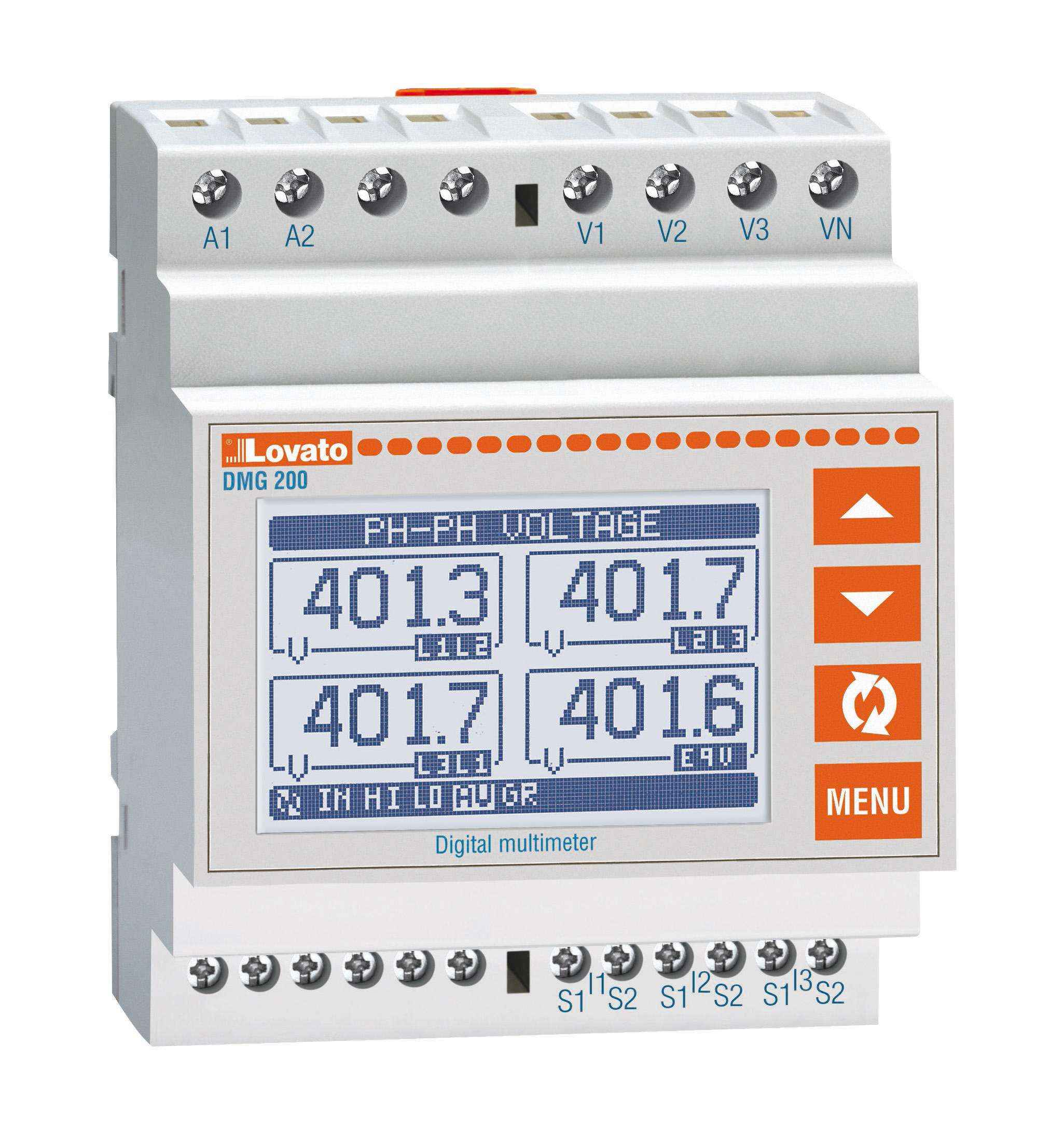 DMG 200/210 Multimeter