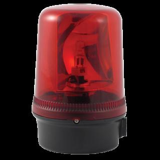 B300RTH rotating beacon red