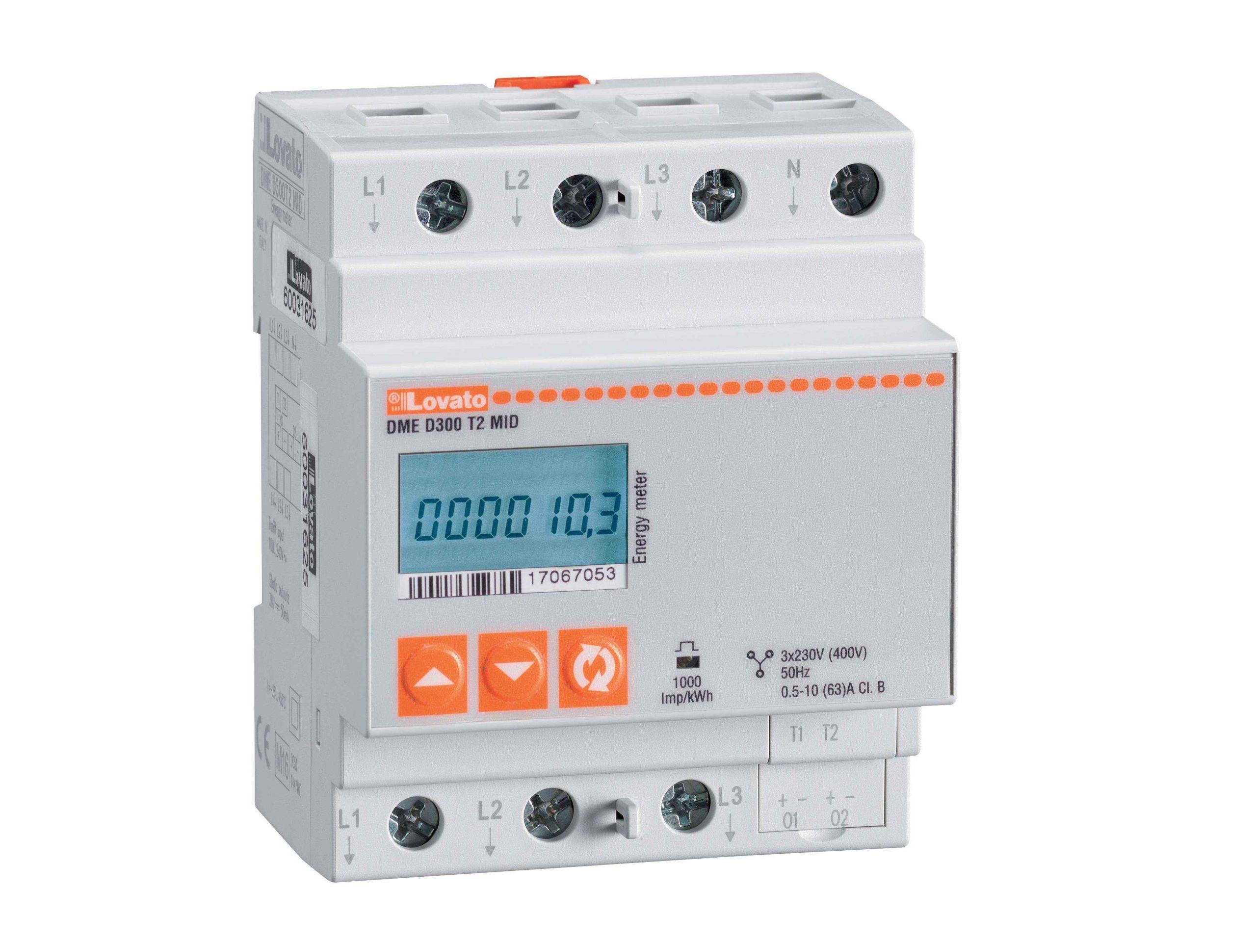 DME D301 Multi-Meter