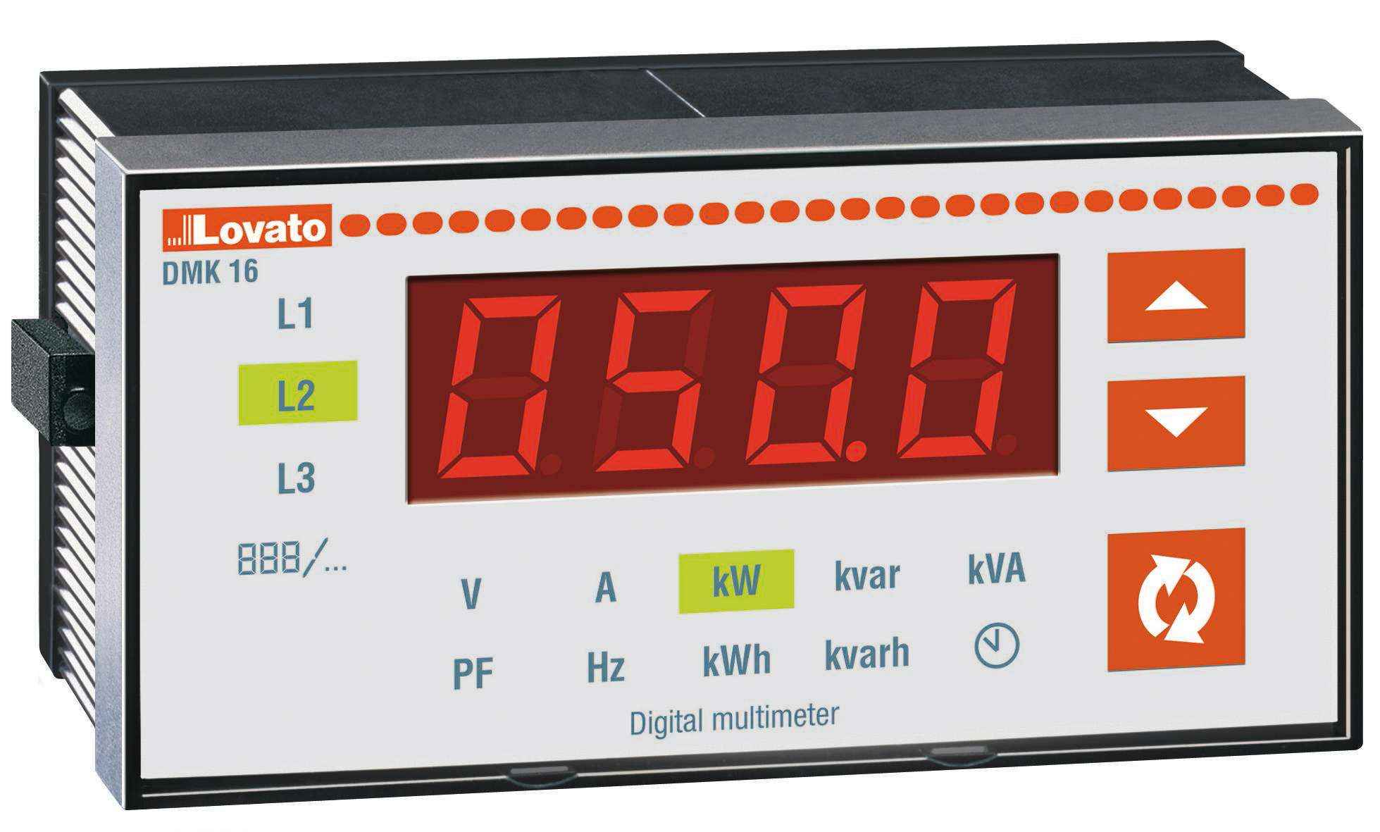 DMK 16 Multimeters
