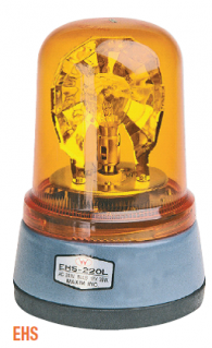 EHS rotating beacon amber