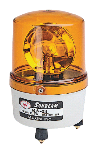 Sunbeam RA Series Rotating Beacons