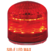 SIR-E LED MAX red