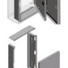 0 series with inner door kit installed