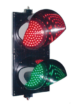 200mm LED Traffic Lights