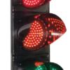 200mm traffic lights 3 module