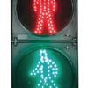 200mm traffic lights red-green man module