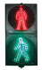 200mm traffic lights red-green man module