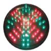200mm traffic lights redx-greenarrow module