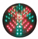 200mm traffic lights redx-greenarrow module