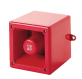 A105N sounder red