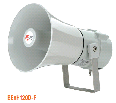 E2S BExH120-D(F/R) Explosion Proof Sounders