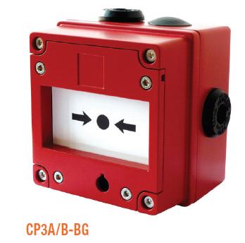 E2S BExCP3A/B Explosion Proof Manual Call Points