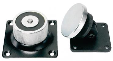 DH-500 Series magnetic door holders - wall mount