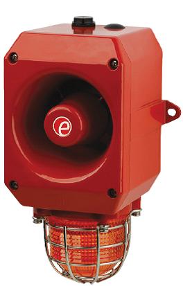 E2S D112-DL112X-DL112H Electronic Sounders & Sounder-Beacons