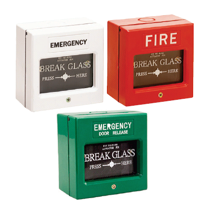 FD-108 Break Glass Manual Call Point