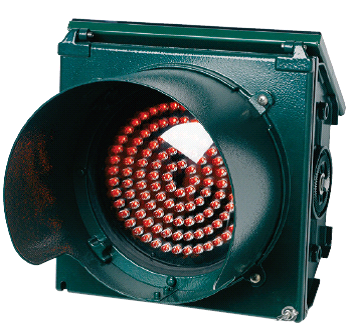 H-962 Solar Powered Traffic Signal Light