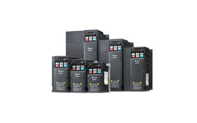Delta MS300 Series Compact Variable Speed Drive