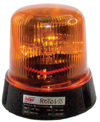 Intav Rotovis Rotating Vehicle Signalling Beacons