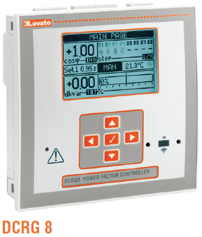 DCRG Series Power Factor Control