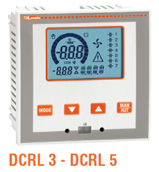 DCRL Series Power Factor Control