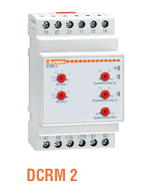 DCRM Series Power Factor Control