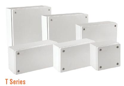 E-KABIN T Series Terminal Boxes