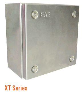 E-KABIN XT Series Stainless Steel Terminal Boxes