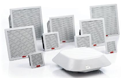 Ventilation Filters & Fans