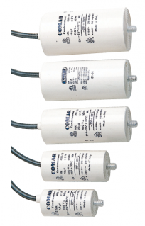 MK Series Motor Run Capacitors