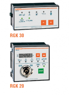 RGK 20-30 Engine Protection Controllers