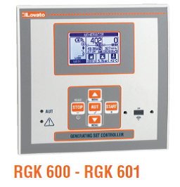 Automatic Mains Failure Gen-Set Controllers