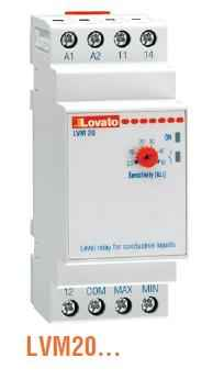 LVM20 Single-Voltage Level Control Relay