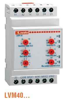 LVM40 Multi-function Level Control Relay
