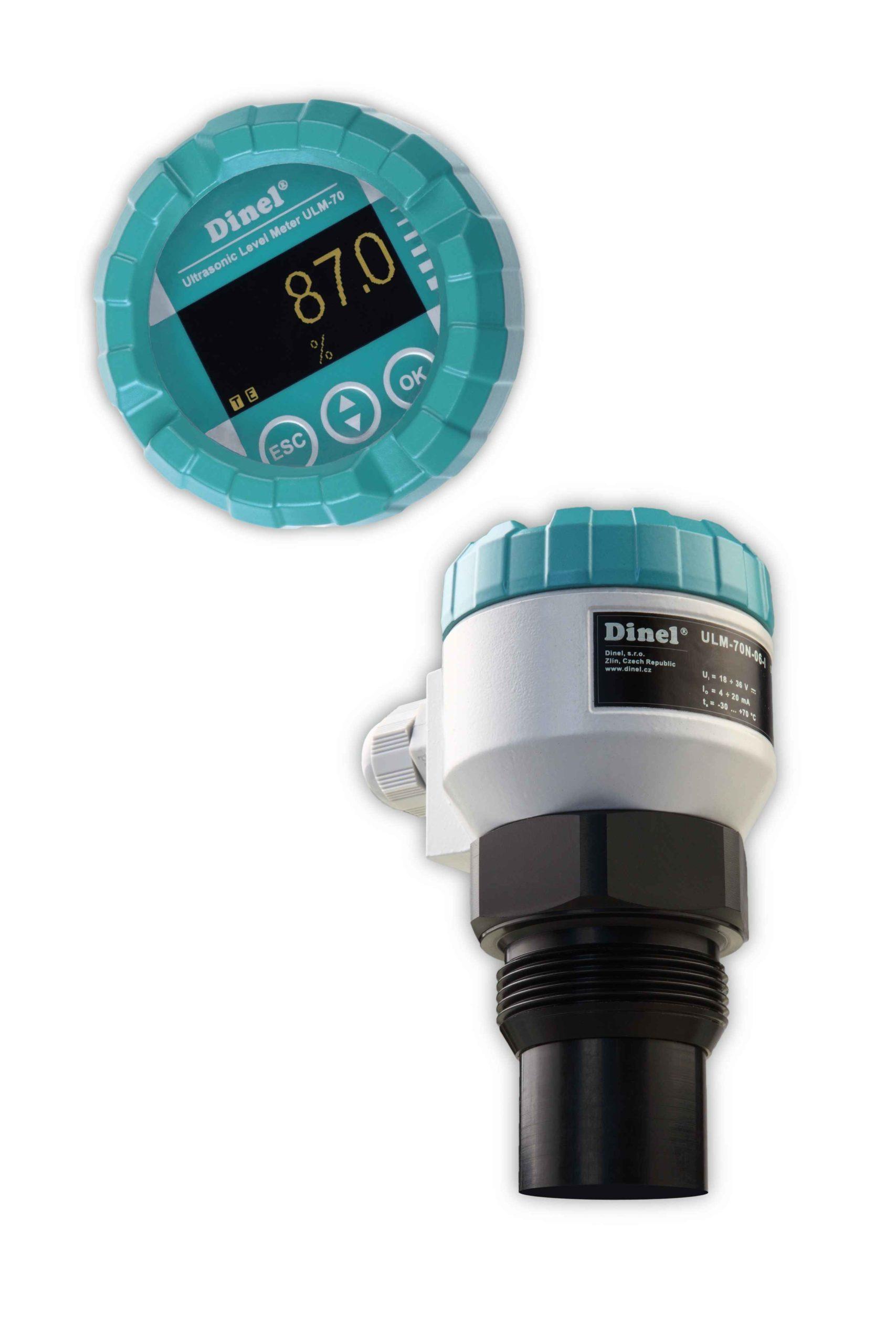 ULM-70 Ultrasonic Level Meter