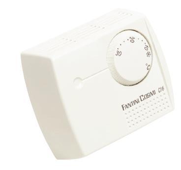 C16 Thermostat