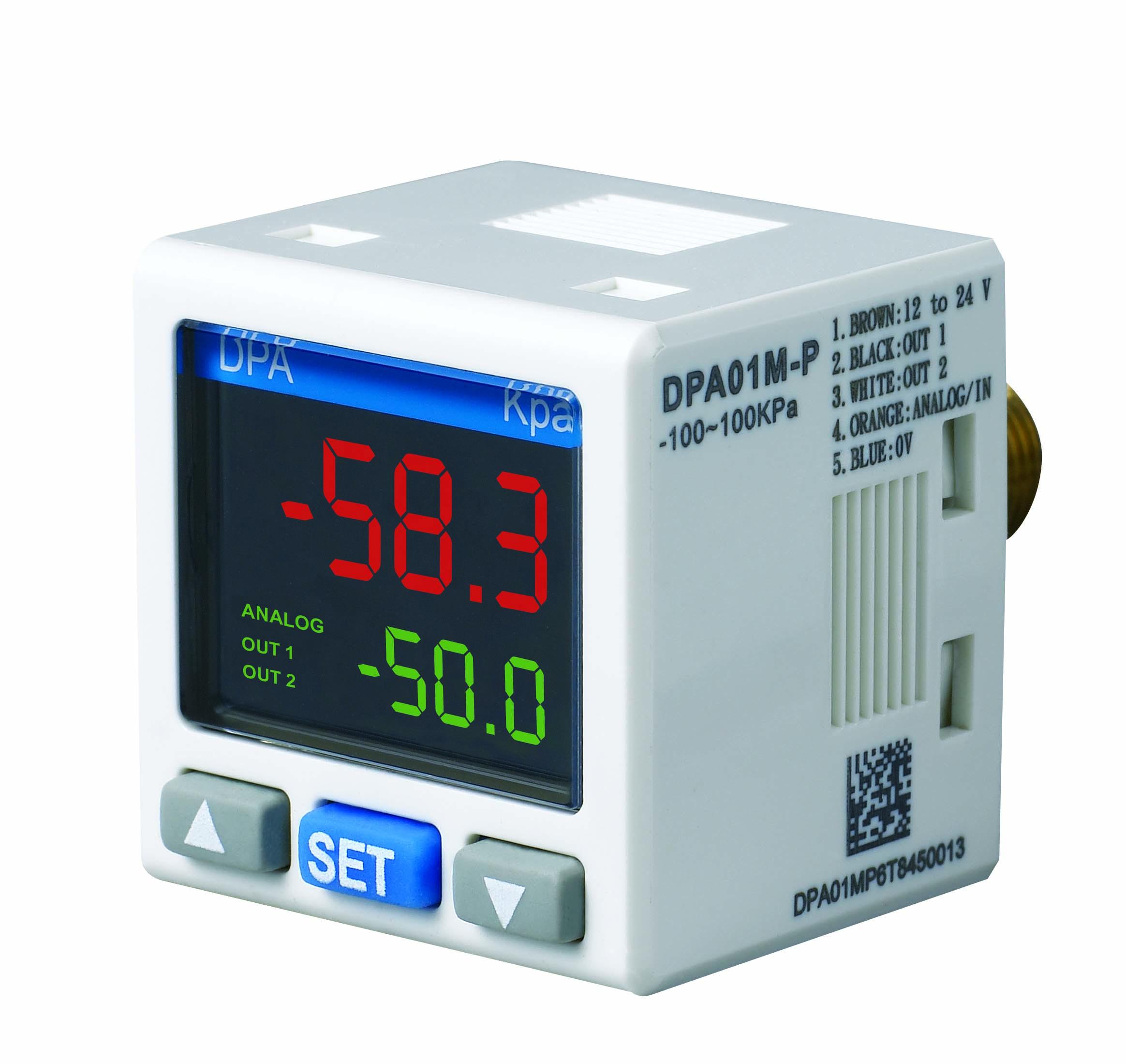 DPA Pressure Controllers