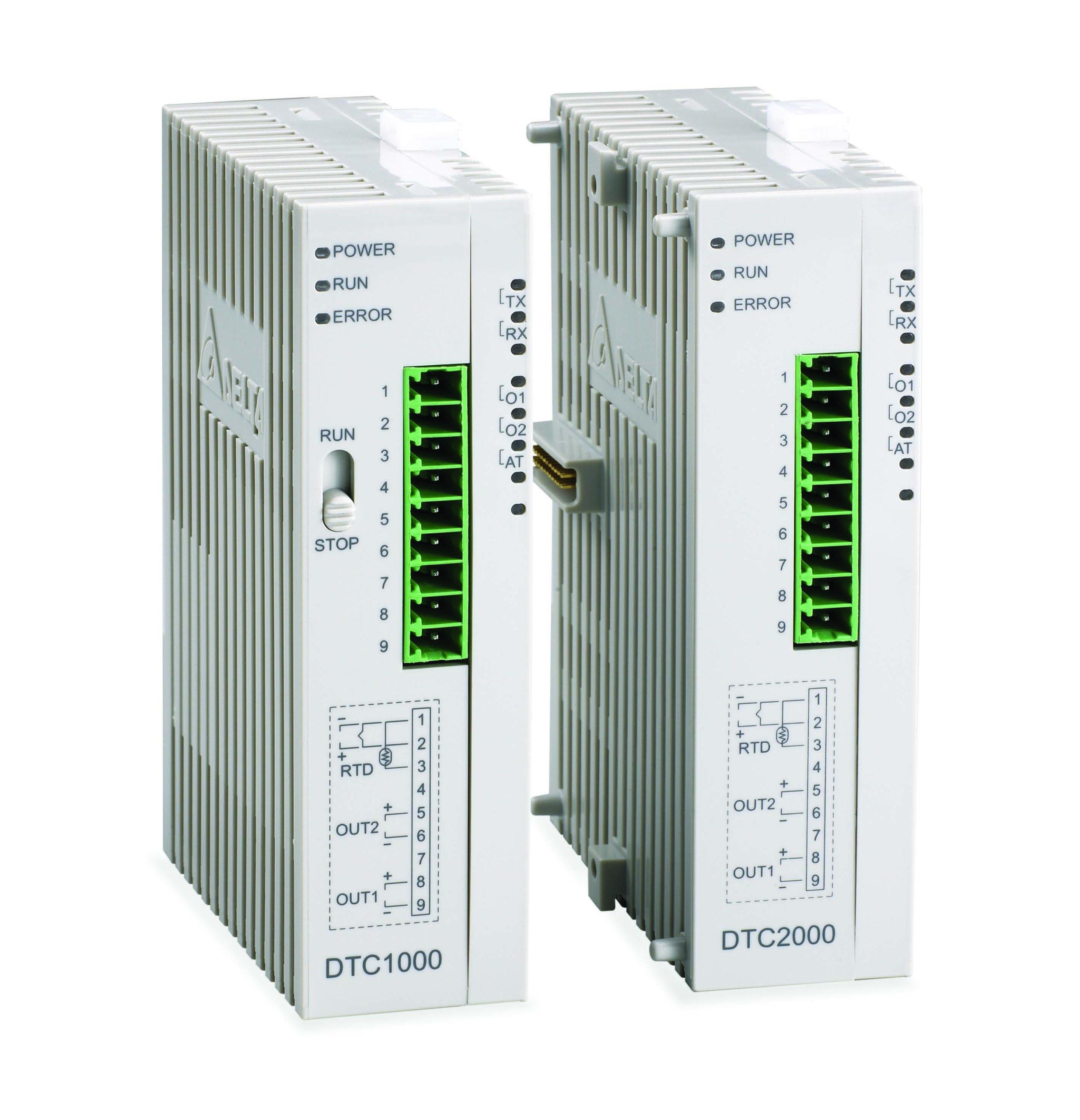 DTC Modular Temperature Controllers