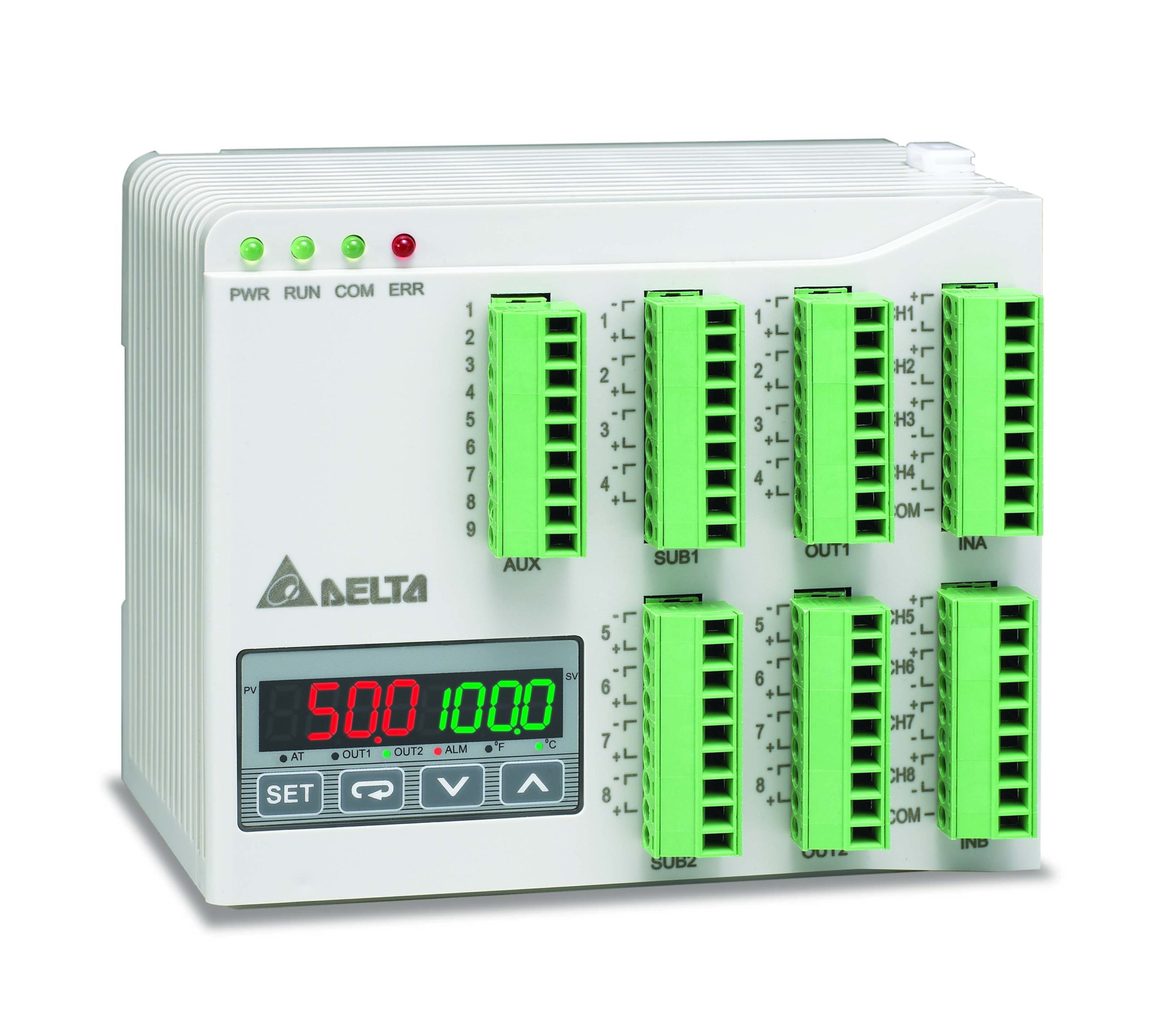 DTE Multi-Channel Temperature Controllers