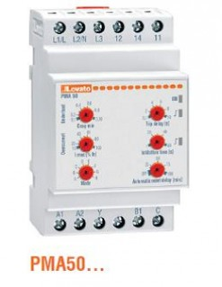 Lovato PMA50 Pump Protection Relay