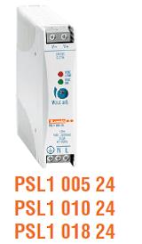 Lovato PSL Switching Power Supplies