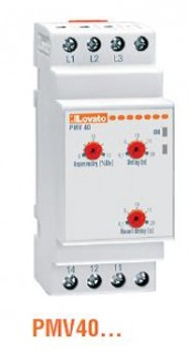 PMV40 Voltage Monitoring Relays